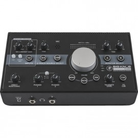Mackie Big Knob Studio 3x2 Ses Kartı ve Stüdyo Monitör Kontrol Ünitesi